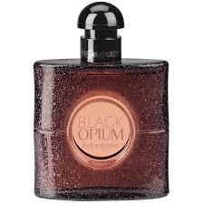 yves saint lau black opium the new