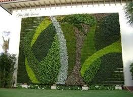 vertical garden design ideas for