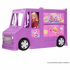 Barbie Fresh N Fun Food Truck Gmw07