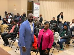 Houston City Councilmember Jerry Davis and Taylor Smith Consulting Host a  Series of Job Fairs   TSC