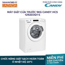 Mua Máy giặt cửa trước Candy 9kg HCS 1292D3Q/1-S giá rẻ 5.590.000 ...