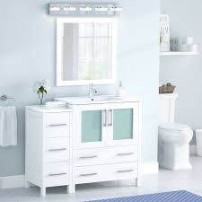 karson 42 single bathroom vanity set