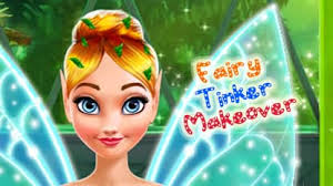 fairy tinker makeover game