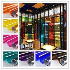 transpa window color solar