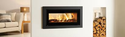 double sided stove or fire