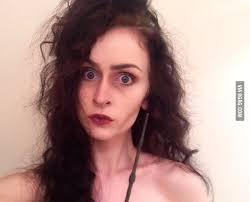 bellatrix lestrange makeup for