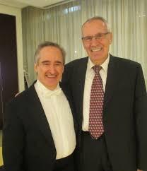 James CONLON (USA 1950-) visiting Rotterdam Phil. with retired ...