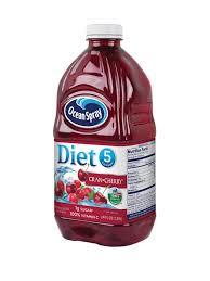 cranberry cherry juice drink 64 fl oz