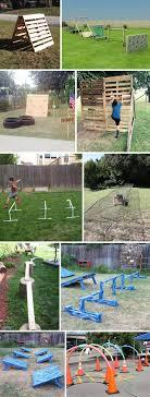 ninja warrior party in your backyard