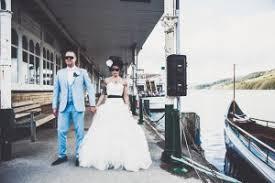 Glamorous and Eclectic Lake Windermere Wedding: Wendi & James · Rock n Roll  Bride