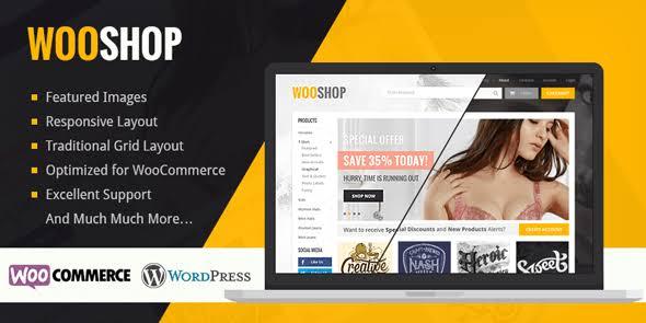MyThemeShop WooShop WordPress Theme