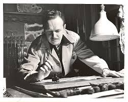 Alex Raymond (1909–1956) - Toons Mag
