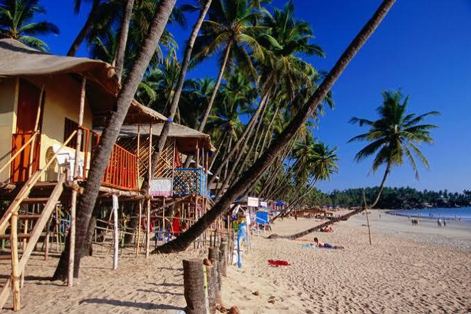 Palolem beach destination in India