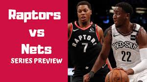 Toronto Raptors vs Brooklyn Nets (1 ...