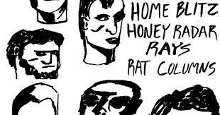 home blitz honey radar rays rat