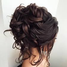 Curly Hairyy Peinados Elegantes