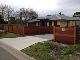 Home Nailed It Fencing Picket Fences Paling And Merbau Fencing And Sliding Gates Contractor