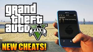 gta 5 cheats new cellphone cheats