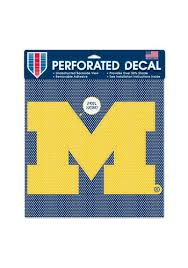 University Of Michigan Car Decals Michigan Wolverines Car Decals Um Car Decals