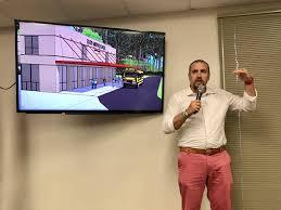 Rudd Principal Wesley Graham speaks to Pinson Council about $12.2 million  school improvements | The Trussville Tribune