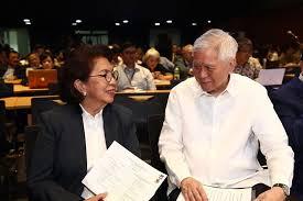 Duterte broke his promise not to bargain on West Philippine Sea — Del  Rosario, Morales | Philstar.com
