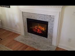 gas to electric fireplace conversion 12