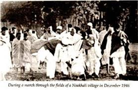 Notes on Swadeshi Movement Lead by Mahatma Gandhi