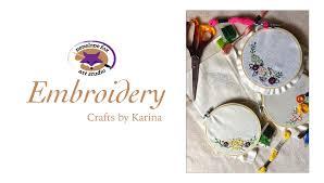 Embroidery 101 - Penelope Fox Art Studio