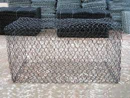Gabion Wall Made From Gabion Baskets Functional And Versatile