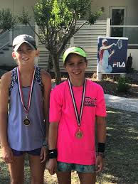 Congrats to Addie Bowman and her... - Beck Tennis Academy | Facebook