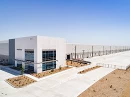 industrial building at norcal logistics