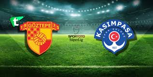 CANLI YAYIN: Göztepe Kasımpaşa maçı canlı izle