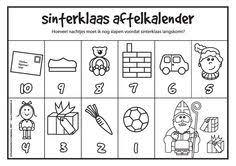 9 Beste Afbeeldingen Van Kalender Piet Aftelkalender