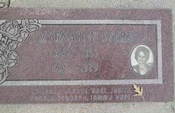 Myrna Loy Overson Wright (1933-1979) - Find A Grave Memorial