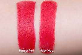 mac ruby woo lipstick dupes all in