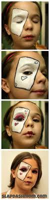 queen of hearts makeup tutorial