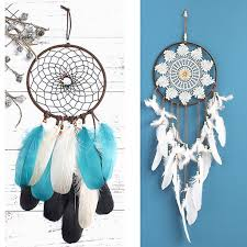 Chic Handmade Hollow Hoop Dream Catcher Kids Room Car Hanging Decor Dreamcatcher Walmart Com Walmart Com