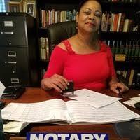 Carlene Smith, Notary Public in Dallas, TX 75287