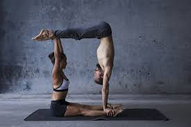 yoga poses for 2 pictures لم يسبق له