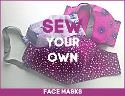 Face Mask Sewing Tutorials + Printable ...