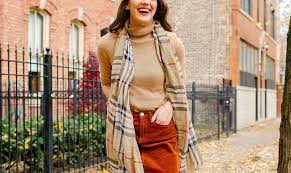 style your favorite scarf this fall