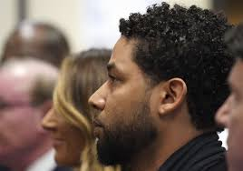 Jussie Smollett, former 'Empire' actor, pleads not guilty to ...