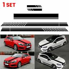 Auto Car Side Body Sticker Petal Style Vinyl Decals Graphics Decoration Stickers