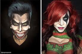 superhero makeup archives daily entertain
