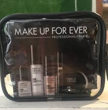 makeup for ever travel set in stan
