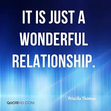 Priscilla Thomas Quotes | QuoteHD