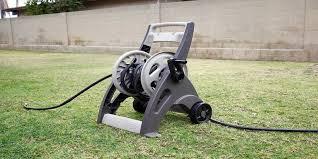 best hose reel cart with wheels 2020