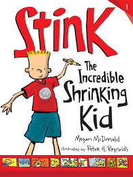 Stink! by Megan McDonald