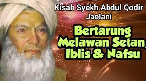 Kisah Waliyullah, Syekh Abdul Qodir Jaelani, Bertemu Syekh Al Ba ...