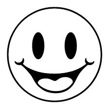 Smiley Emoji Tekening Kleurplaten Smiley